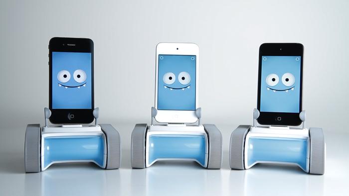 Romo – czyli jak przemienić iPhone'a w robota
