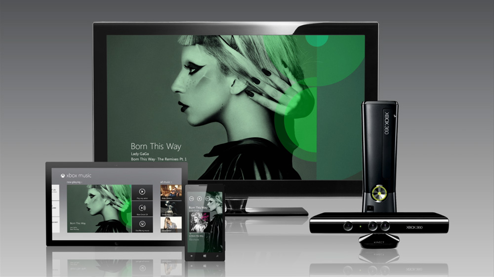 Xbox Music tylko dla Windows 8/RT, Windows Phone 8 oraz konsoli Xbox 360