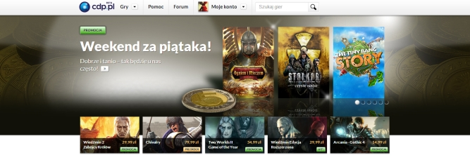 CD Projekt po prostu musiał stać się cdp.pl