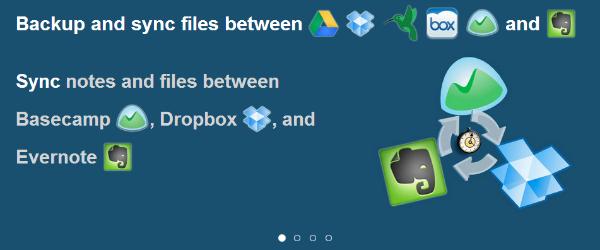 CloudHQ – synchronizacja chmur w chmurze i Google Drive w Dropboxie