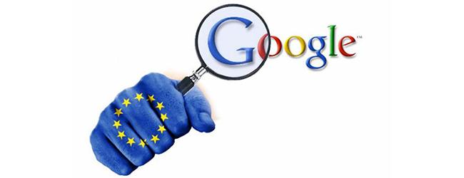 UE, weź ty się odczep od Google'a!