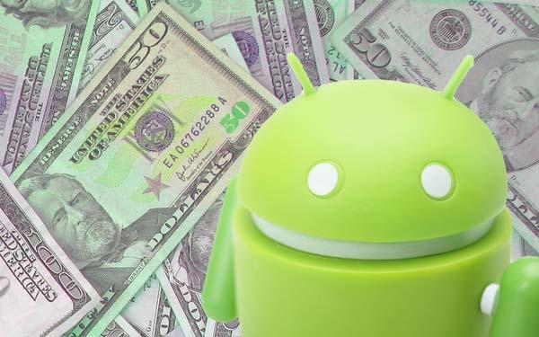 8 mld dol. – tyle Google zarobił na Androidzie w ostatnim roku