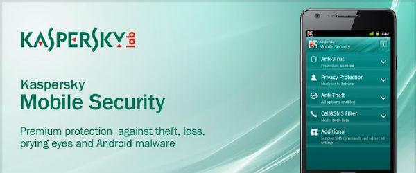 Zabezpiecz smartfona przed kradzieżą. Kaspersky, Cerberus i Plan B