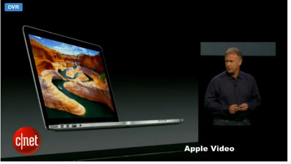 Nowy Macbook Pro 13 cali z Retiną! Odświeżony Mac Mini i cieniutki iMac