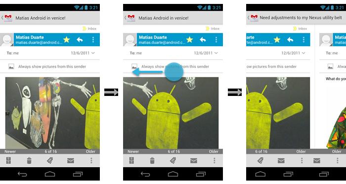 Google w końcu zabrał się za poprawę jakości tabletowych aplikacji