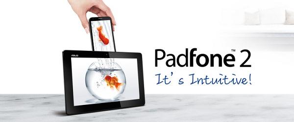Asus Padfone 2 zaprezentowany. Czy faktycznie jest niesamowity?