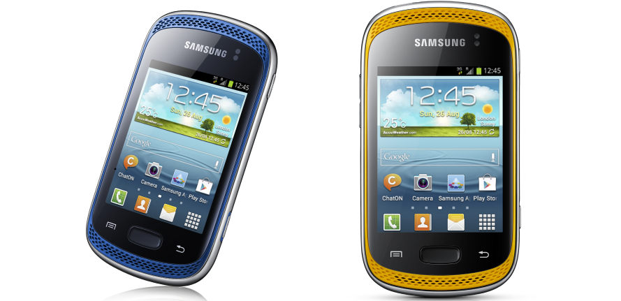 Samsung Galaxy Music – malutki, muzyczny, tani, ze słabym ekranem. Po co?