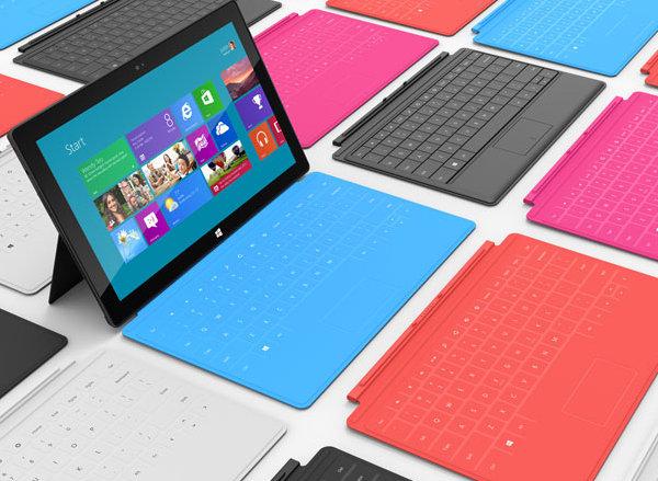 Użytkownicy pokochali 7-calowe tablety. Microsoft musi się dopasować