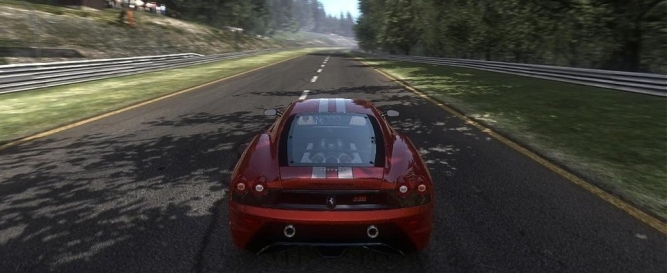 Test Drive: Ferrari Racing Legends – recenzja Spider's Web