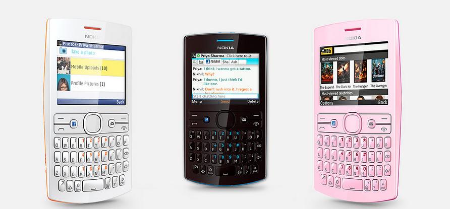 Nowe Nokia Asha – wychowają pokolenie, które w końcu przerzuci się na Windows Phone