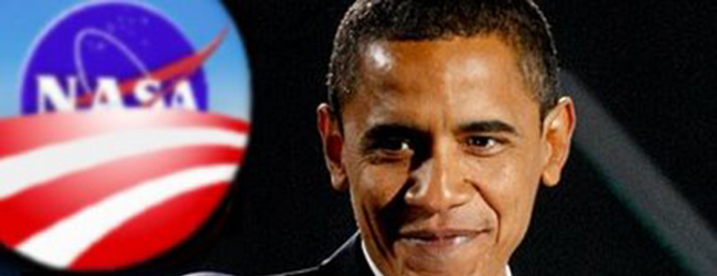Zwycięstwo Obamy to radość dla NASA