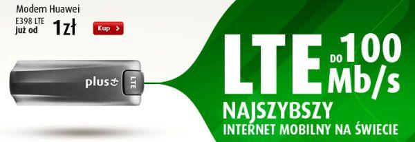 Jeśli policzyć dane z reklamy Plusa, abonament na LTE za 15 zł wystarczy na… 82 sekundy