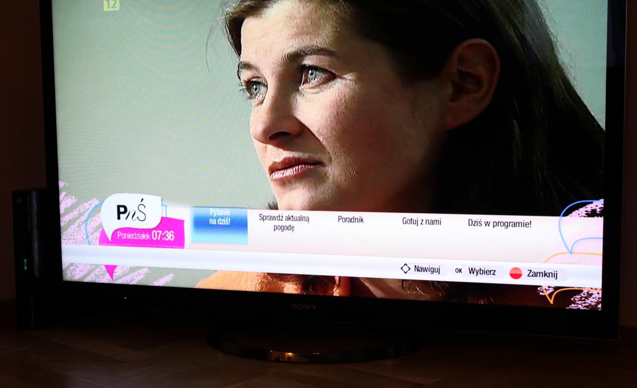 Pytanie na Śniadanie w HbbTV – sprawdzamy jak działa nowoczesna telewizja