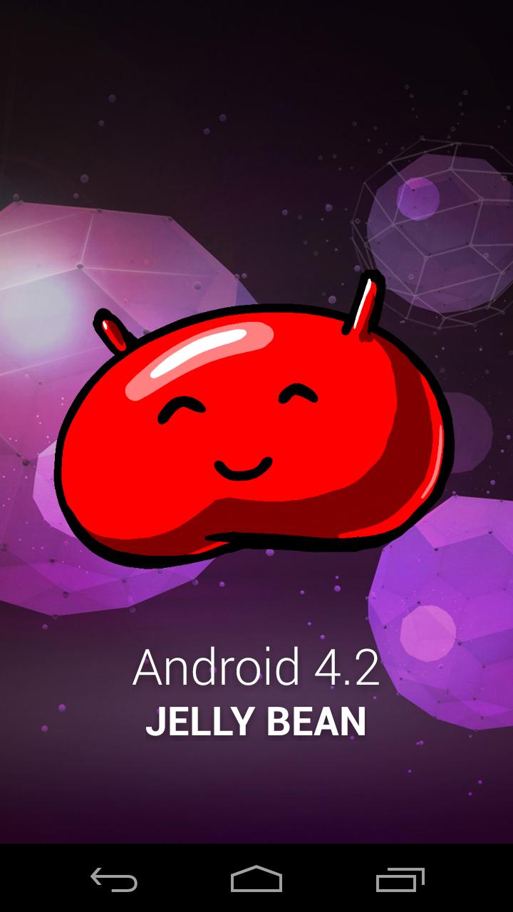 Android jest coraz dojrzalszy – Jelly Bean 4.2