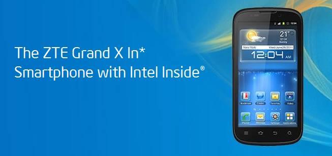 Pierwszy smartfon z procesorem Intel Atom trafia na polski rynek