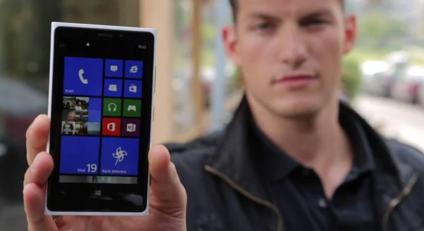 'Smoked by Windows Phone' powraca w świetnym stylu