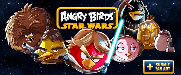 Angry Birds Star Wars dostępne na Androida, iOS i WP8 zachwycają
