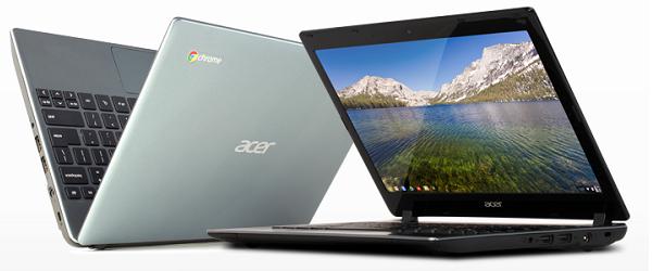 Nowy Chromebook od Acera – tani, ale z wieloma kompromisami