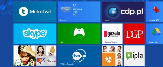Aplikacje w Windows 8 są mizerne – ktoś to musiał powiedzieć na głos