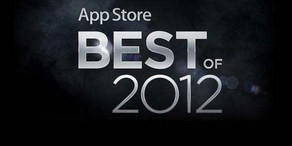Podsumowanie App Store i iTunes 2012 – które aplikacje były kupowane najczęściej?