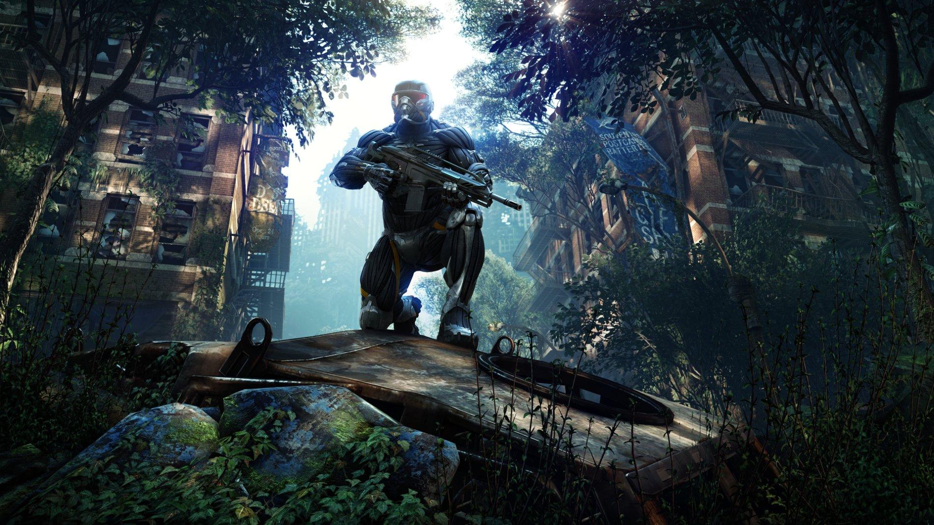 Crysis 3 ma ogromne wymagania sprzętowe, ale i tak będzie brzydszy od poprzednika