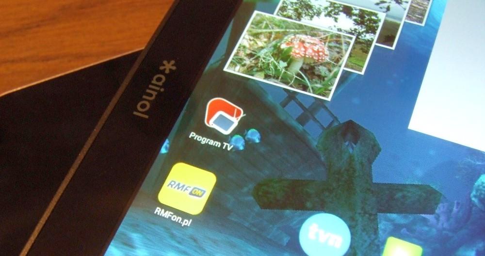 Ainol Novo 7 Crystal – jak na 450 zł, to naprawdę przyzwoity tablet, przynajmniej na pierwszy rzut oka