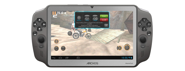 Archos GamePad, androidowy konkurent dla PS Vita?