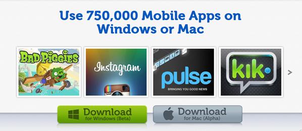 Dzięki BlueStacks tablety z Windows 8 na starcie zyskają setki tysięcy aplikacji