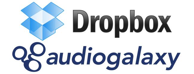 Dropbox przejmuje Audiogalaxy. Czy to znak, że na horyzoncie pojawi się kolejna muzyczna chmura?