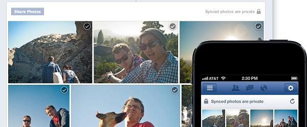 Facebook już z Photo Sync. Powalczy z Google i Dropboksem