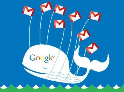 Gmail, Drive i Gtalk mają awarię. Wygląda na to, że Chrome też
