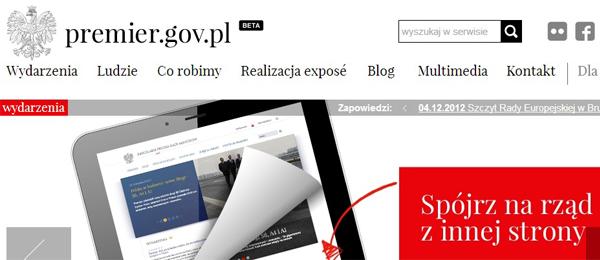 Premier Tusk pokazał się z lepszej strony, internetowej