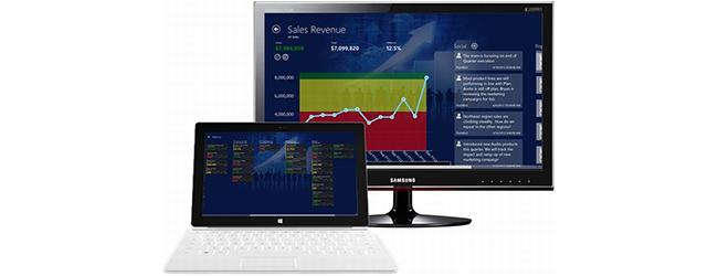 Metro w Windows 8 nadaje się tylko do zabawy? Oj, nieprawda!