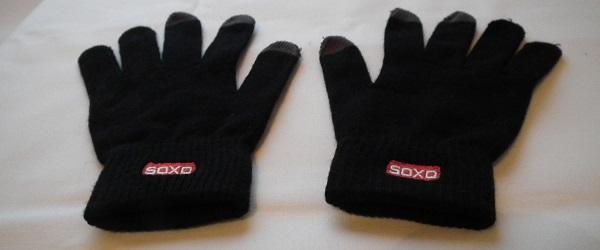 Rękawiczki do ekranów dotykowych to idealny prezent dla geeka na gwiazdkę