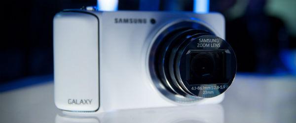 Samsung Galaxy Camera, polska prezentacja i nasze wrażenia