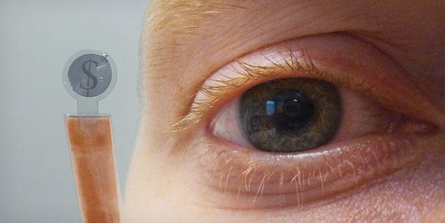 Ekran w naszym oku to już nie science-fiction