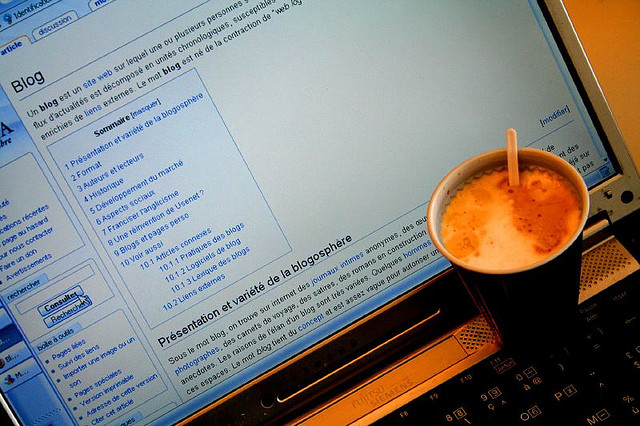 Biedronka albo blog. Wybrała to drugie. Dziś jest bogata