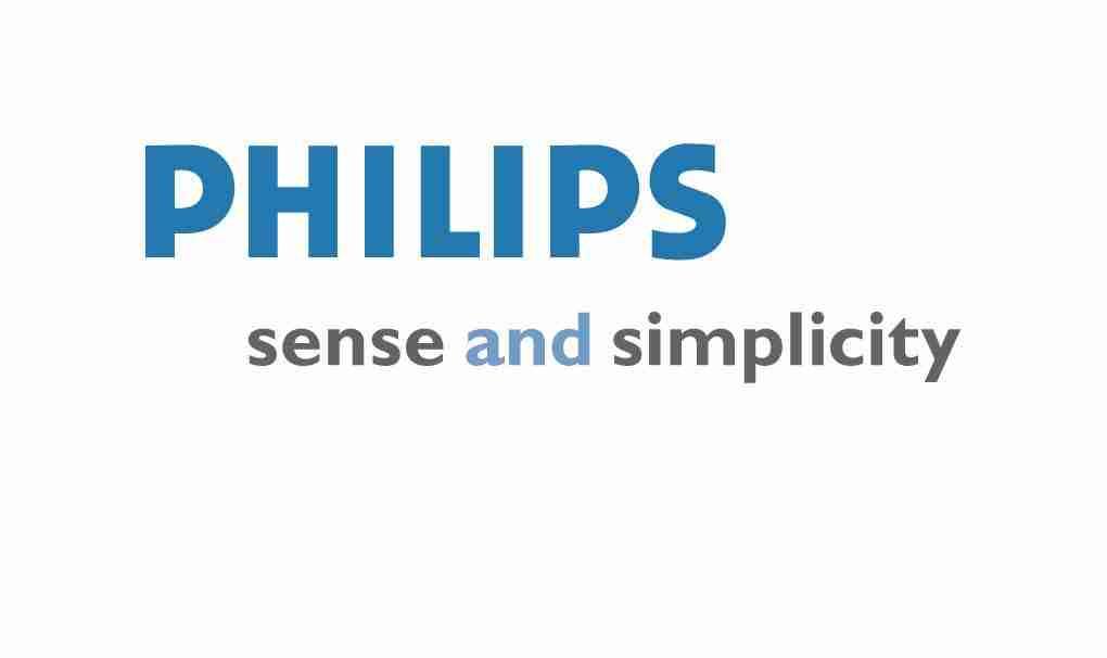Philips robi kolejną wyprzedaż! Pozbył się telewizorów, czas na resztę