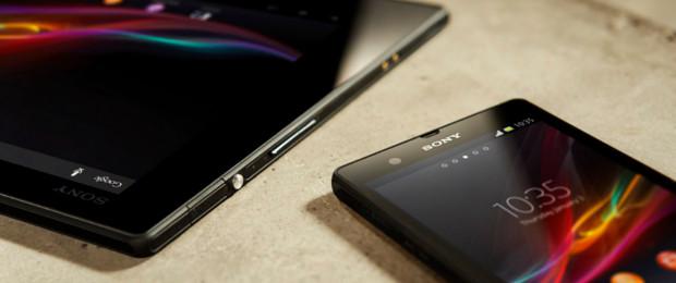 MWC 2013: Tablet Xperia Z już oficjalnie i u nas. Ładnie, ale drogo