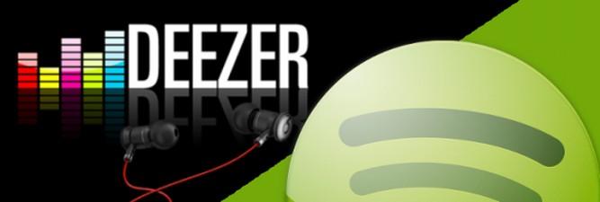 Spotify Spotify'em, ale nie zapominajmy o Deezerze