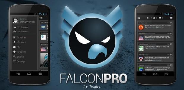 Piraci i polityka Twittera zabijają genialną aplikację Falcon Pro