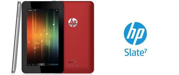 MWC 2013: HP Slate 7 – reaktywacja tabletu od Hewlett-Packard