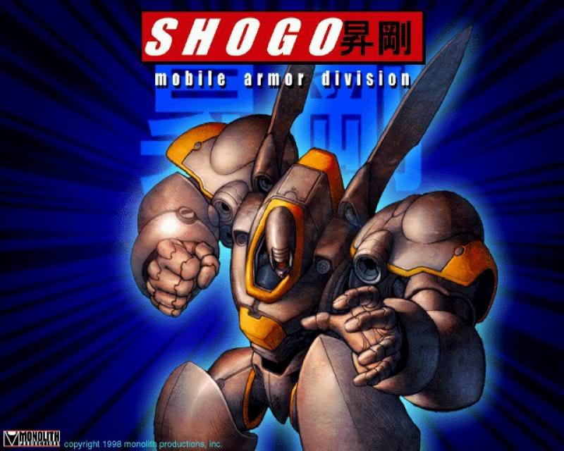 Perły z lamusa: Shogo: Mobile Armor Division