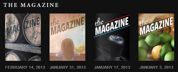 Dwutygodnik dla geeków The Magazine w końcu będzie dostępny dla wszystkich geeków