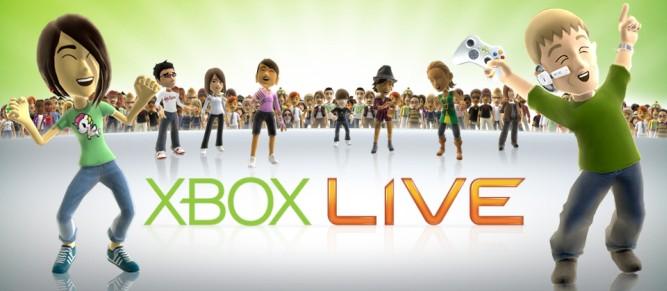 Promocja Xbox Live nie tak kolorowa, jak na początku sądziłem