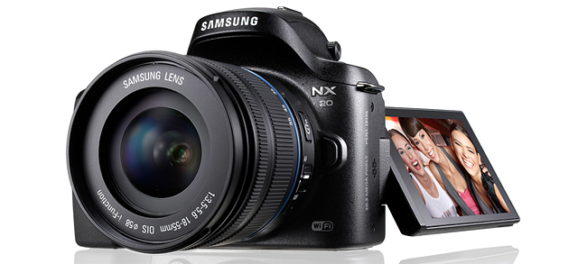 Samsung NX20, test zaawansowanego bezlusterkowca – recenzja Spider's Web