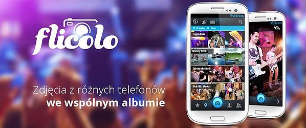 Flicolo – zdjęcia ze smartfonów we wspólnym albumie