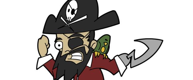 Nie jestem piratem. Niestety nie na 100%