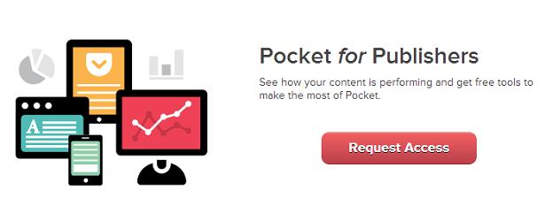 Pocket nie tylko dla czytelników, ale też twórców treści