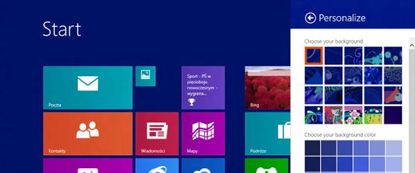 Windows 8.1 wyciąga kolejne asy z rękawa, przywróci przycisk Start?